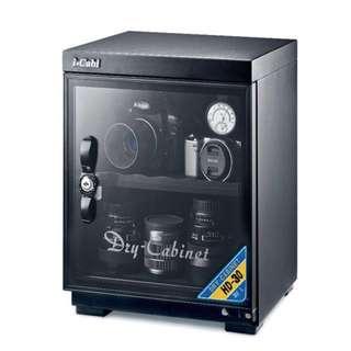i-Cabi Dry Cabinet 30L