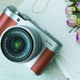 Fujifilm XA5 *( available to purchase )*