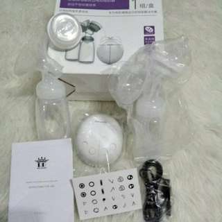 Real bubee electric breast pump/ alat pompa asi