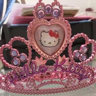 HelloKitty Crown