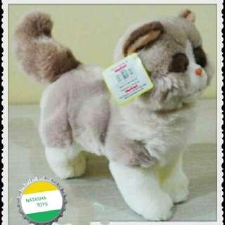 BONEKA Kucing Persia Standing Berdiri
