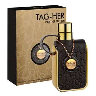 ARMAF TAG-HER PRESTIGE EDITION EDP FOR WOMEN (100ml) Tag Her Gold