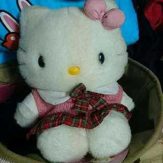 2000年 Hello Kitty 日本限定 公仔