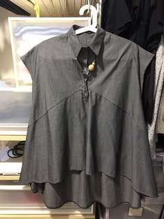 Brand new gray top for sale