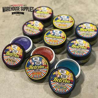Retrobee Pomade [  Water Based ]