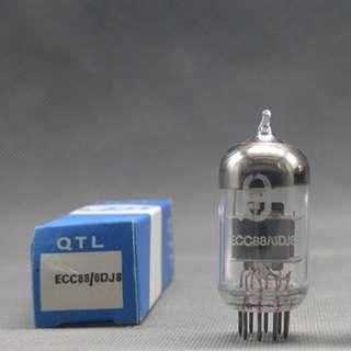 QTL ECC88 / 6DJ8 Tube -  6922 / E88CC / CV2492 /6N11 / 6H23