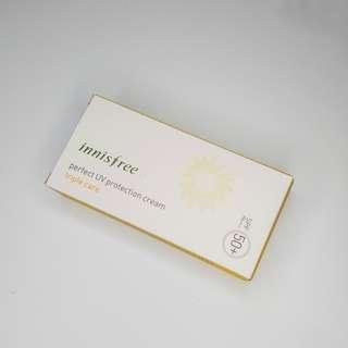[$15, 32% OFF] Innisfree Perfect UV Protection Cream Triple Care SPF 50+/PA+++ 50ml
