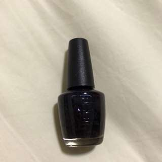 OPI Nail Polish - 3.75ml Lincoln Park After Dark