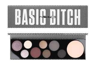 MAC GIRLS BASIC BITCH EYESHADOW PALETTE