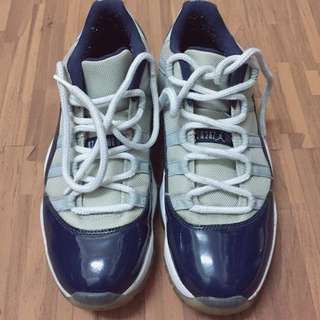 🚚 air jordan 11 low georgetown 喬治城