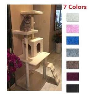 1.5 m Cat Tree House / Cat Condo