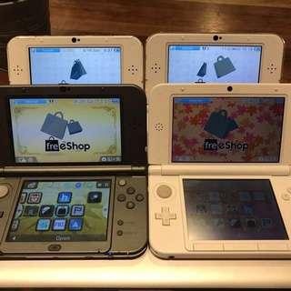 2DS/3DS Modding