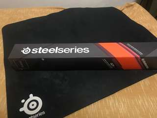 Steelseries QCK+ Black Cloth Gaming Mousepad
