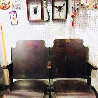 歐洲雙人電影椅
