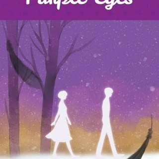 Ebook : Purple Eyes by Prisca Primasari