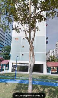 Jurong HDB for rent