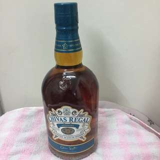 Chivas Regal Mizunara Whisky 芝華士
