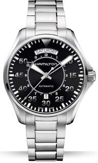 Hamilton Pilot Day Date Automatic Watch H64615135