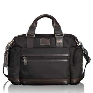TUMI Alpha Bravo Brooks Slim Brief