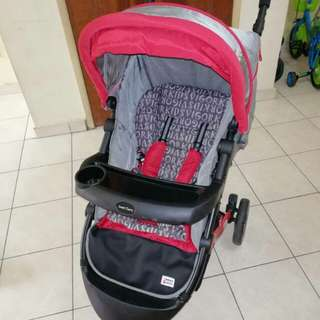 Sweet Cherry Stroller SCR2