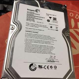 1 TB n 2 TB desktop disk avail : 5 piece each