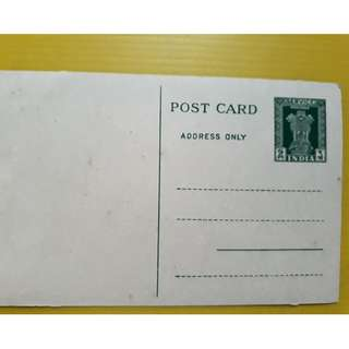 INDIA MINT UNUSED POST CARD  - 9 Ps