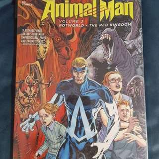 Animal Man Vol 3 (New 52)