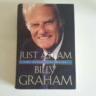 Billy Graham Autobiography