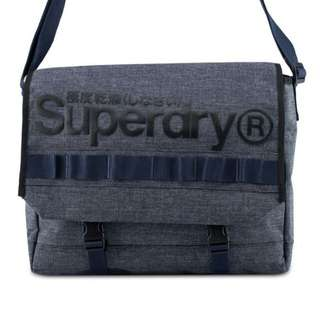 Superdry messenger bag 斜揹袋