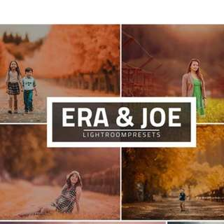 Era & Joe Lightroom Preset