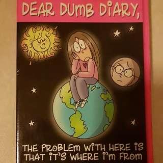 Dear dumb diary sell @ $4