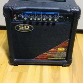 SD amp