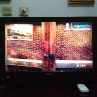 "LCD TV 24"" Toshiba"