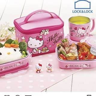 Lunch Box Hello Kitty stainless
