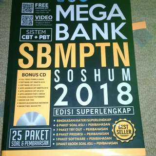 MEGA BANK SBMPTN SOSHUM 2018