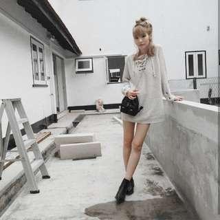 (U.P. $29.80) YHF Chloe Knit Top in White