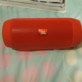 JBL Charge 2+ with box