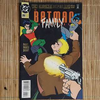 Batman Family / Adventures # 26
