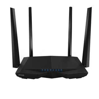 Tenda 騰達 AC6 Router 路由器  (WiFi,雙頻,AC1200,Dual Band,Beamforming,覆蓋,傳輸)