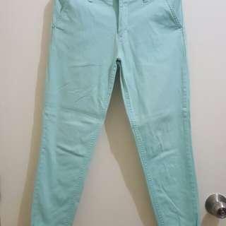 Forme Mint Pants