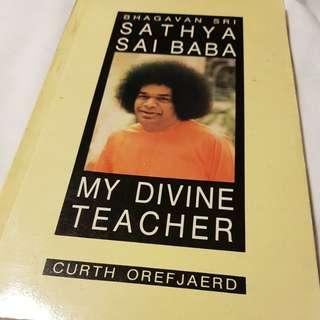 Sathya Sai Baba by Curth Prefjaerd