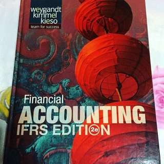 Financial Accounting IFRS Edition (2e)