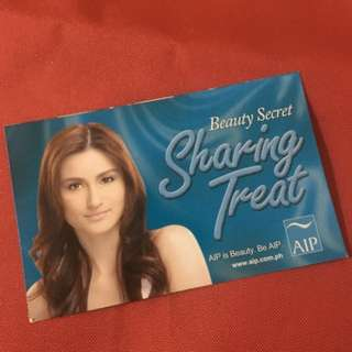 AIP Beauty Secret P500 Voucher