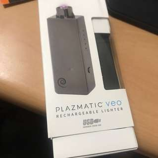 Plazmatic Veo rechargeable USB lighter