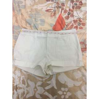 Tommy Hilfiger white shorts