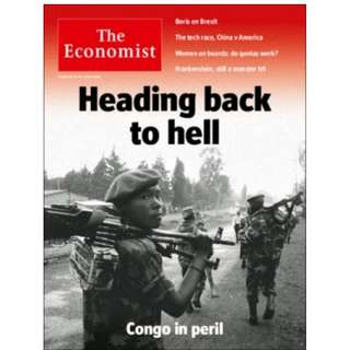 [Share] The Economist Hardcopy Subscription