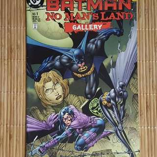 Batman No Man's Land Gallery # 1