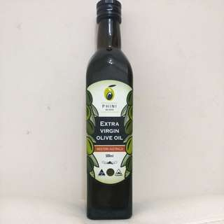 Phini Olives 百鶴年特級初榨橄欖油 Extra Virgin Olive Oil 500ml, made in Australia, Expiry 28.10.2019 (全新)