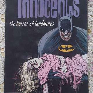 Batman The Death of Innocents