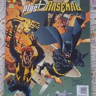 Batman + Arsenal # 1